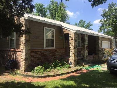 Tulsa Single Family Home For Sale: 6628 E Oklahoma Street