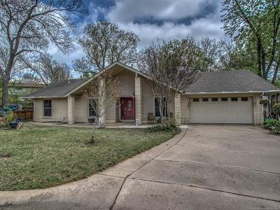 Tulsa Single Family Home For Sale: 7405 S 70th East Court