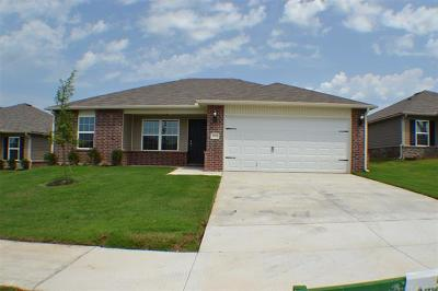 Bixby Single Family Home For Sale: 5933 E 146th Place S