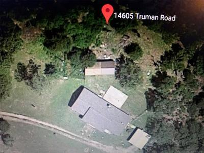 Mounds Single Family Home For Sale: 14605 Truman Road