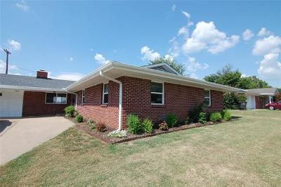 Bartlesville Single Family Home For Sale: 5400 Baylor Drive