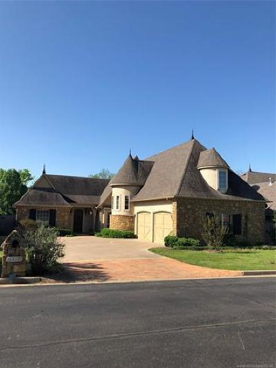 Claremore Single Family Home For Sale: 3105 Heritage Hills Parkway