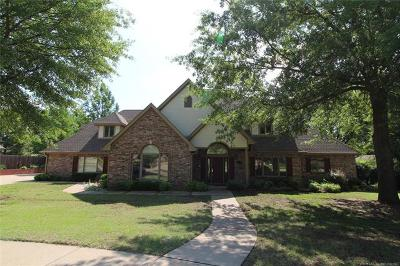Bartlesville Single Family Home For Sale: 2416 Shady Grove Court