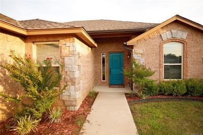 Glenpool Single Family Home For Sale: 1184 E 148th Street S