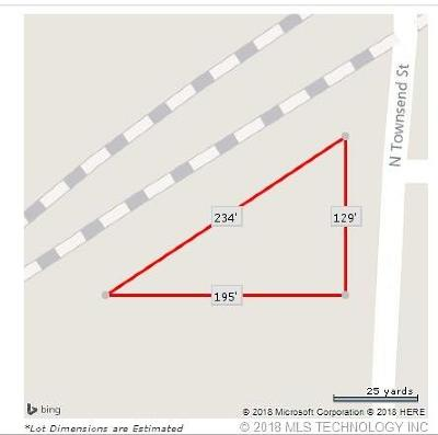 Residential Lots & Land For Sale: 131 N Townsend Street