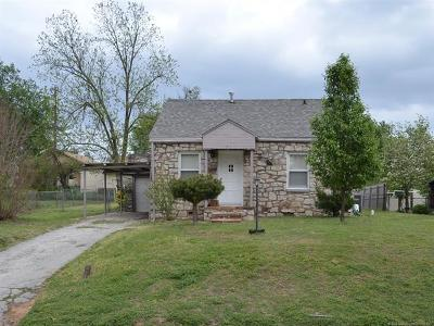 Sand Springs Single Family Home For Sale: 911 N Grant Avenue