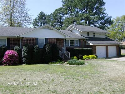 Tahlequah OK Single Family Home For Sale: $240,000