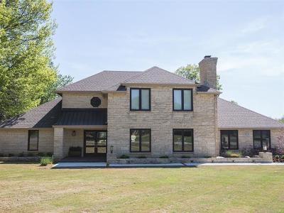 Broken Arrow Single Family Home For Sale: 78 Cedar Ridge Road