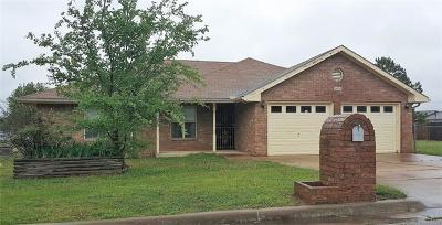 Sapulpa Single Family Home For Sale: 2405 S Independence Street