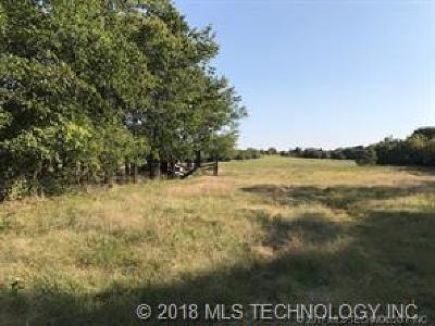 Ada Residential Lots & Land For Sale: County Road 1600