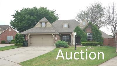 Owasso OK Single Family Home For Sale: $204,200