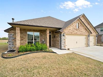 Claremore Single Family Home For Sale: 25255 Creek Bank Trail