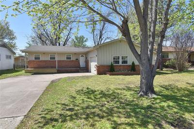 Tulsa Single Family Home For Sale: 6526 E 27th Place