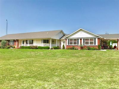 Ada Single Family Home For Sale: 16662 County Road 1520