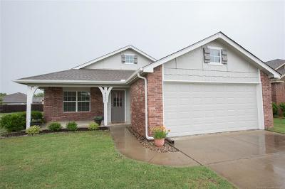 Jenks Single Family Home For Sale: 4117 W 105th Street S
