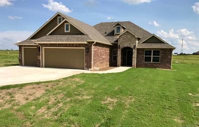 Skiatook Single Family Home For Sale: 4328 E 130th Place N