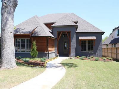 Tulsa County Single Family Home For Sale: 2721 S Evanston Avenue