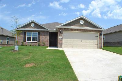 Bixby Single Family Home For Sale: 5871 E 146th Place S