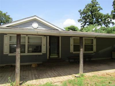 Tahlequah OK Manufactured Home For Sale: $139,900