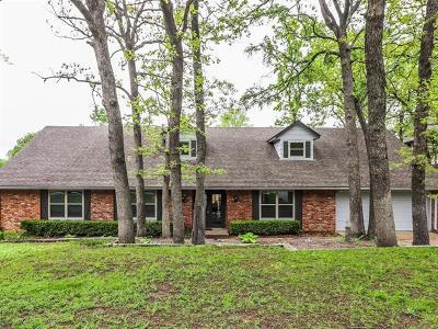 Tulsa Single Family Home For Sale: 4323 E 75th Street