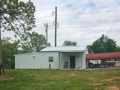 Fort Gibson Single Family Home For Sale: 21045 Hwy 80