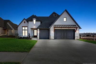 Jenks Single Family Home For Sale: 11007 S Fir Street