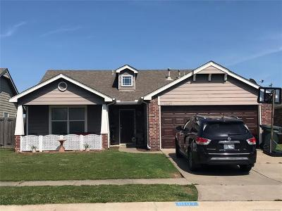 Owasso Single Family Home For Sale: 11107 N 144th East Avenue