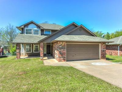 Sand Springs Single Family Home For Sale: 3610 Magnolia Drive