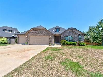Sand Springs Single Family Home For Sale: 4009 S Maple Avenue