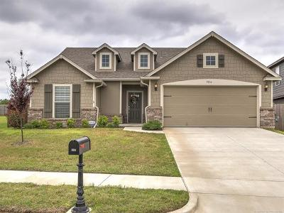 Jenks Single Family Home For Sale: 3816 W 105th Place S