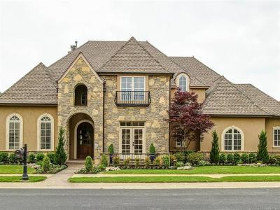 Tulsa Single Family Home For Sale: 4306 E 117th Drive