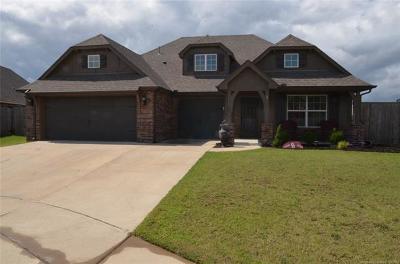 Bixby Single Family Home For Sale: 2107 E 132nd Street S