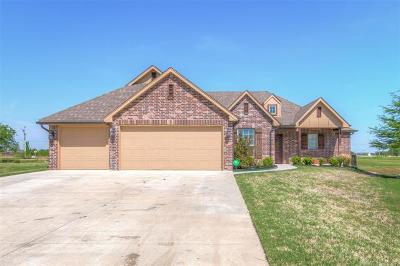 Collinsville Single Family Home For Sale: 14494 N 66th East Avenue