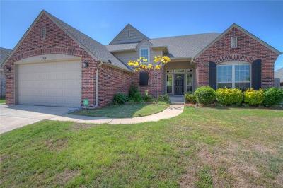 Jenks Single Family Home For Sale: 308 E 125th Place