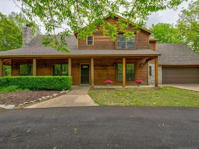 Jenks Single Family Home For Sale: 12501 S Florence Avenue