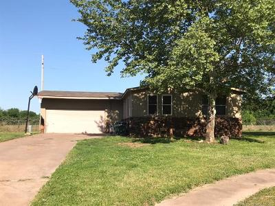 Sand Springs Single Family Home For Sale: 2901 Maple Drive