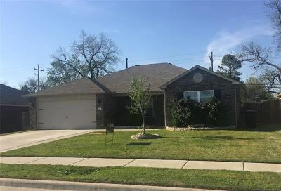 Bixby Single Family Home For Sale: 8565 E 126th Place S