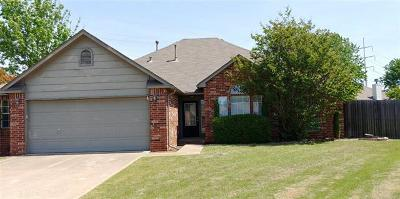 Jenks Single Family Home For Sale: 1003 W 117th Court S