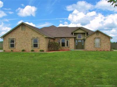 Muskogee Single Family Home For Sale: 108 W 68th Street S