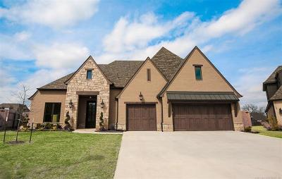Jenks Single Family Home For Sale: 11002 S Kennedy Street