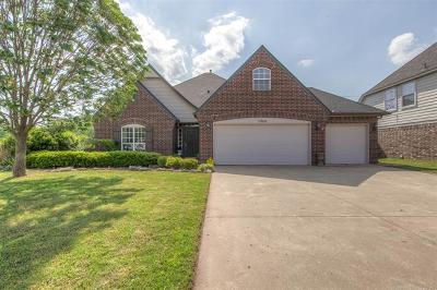 Jenks Single Family Home For Sale: 11810 S Willow Street