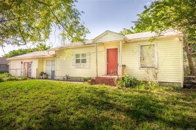 Skiatook Single Family Home For Sale: 301 E Oak Street