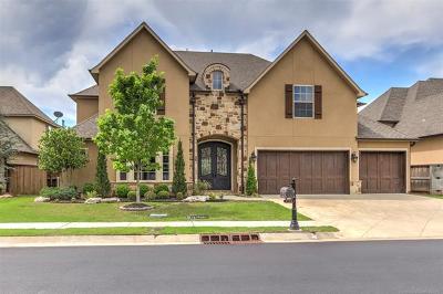 Tulsa Single Family Home For Sale: 3720 E 116th Place S