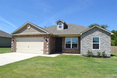 Owasso Single Family Home For Sale: 10606 N 100th East Avenue