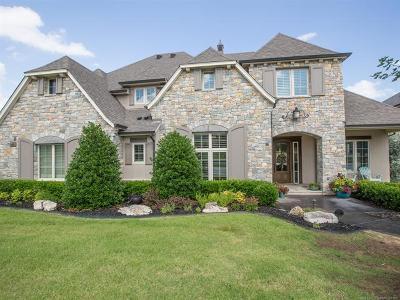 Jenks Single Family Home For Sale: 10707 S Gum Street