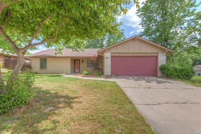 Broken Arrow Single Family Home For Sale: 2325 W Commercial Court
