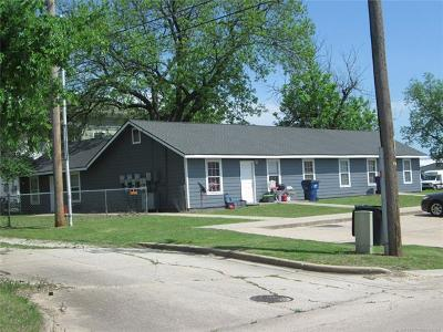 Ada Multi Family Home For Sale: 204 N Hope Street
