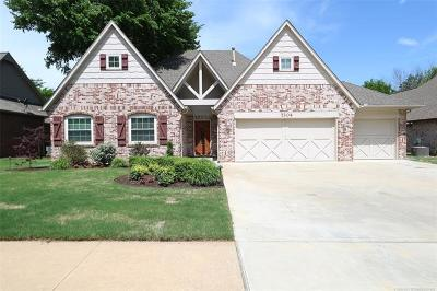 Broken Arrow OK Single Family Home For Sale: $349,000 Reduced