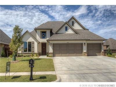 Broken Arrow Single Family Home For Sale: 3708 Elder Boulevard