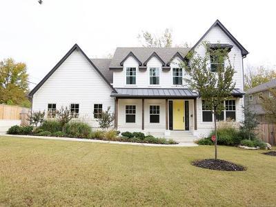 Tulsa Single Family Home For Sale: 2825 E 23rd Street